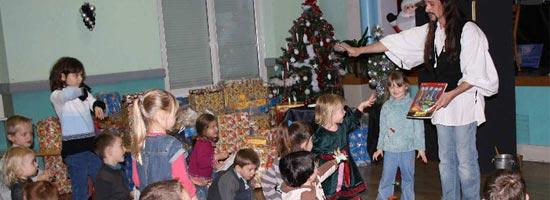 Sirius le magicien : Spectacle de noël pour enfants