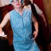 Sirius l'illusionniste : une dame de ménage sur le spectacle ? Illusion boite zig zag