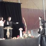 Mise en scène d'un numéro de magie - Sirius l'ilusionniste