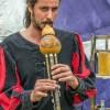 Sirius magicien musique médiévale - instrument chinois HU Lu SI