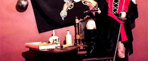 Futur spectacle magique : Sirius et Venusia Pirates des Caraïbes