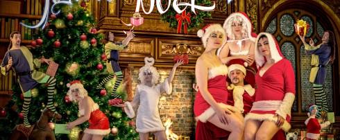 Sirius et Venusia vous souhaitent un Joyeux Noël !