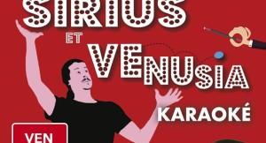 Karaoké au Restaurant l'Arlequin Vieux-Charmont avec Sirius et Venusia – 22 juin 2018