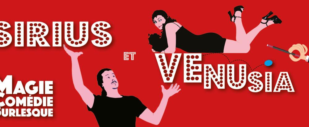 Avez-vous vu le nouveau Teaser vidéo de Sirius et Venusia ?